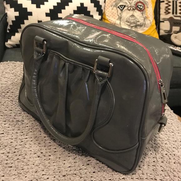 d32db3754b lululemon athletica Handbags - 🔥HOT DEAL🔥 lululemon gym duffle patent grey